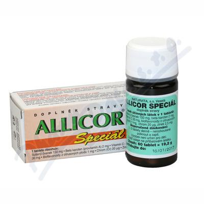 Allicor Speci�l tbl.60