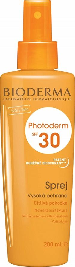 BIODERMA Photoderm Family sprej SPF30 200ml
