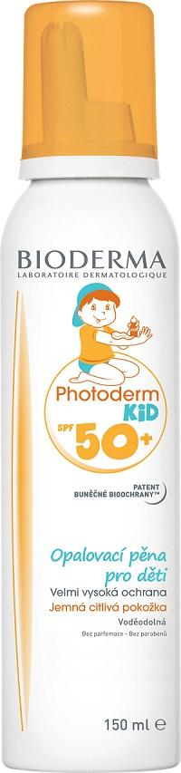BIODERMA Photoderm KID Opal.pìna dìti SPF50+ 150ml
