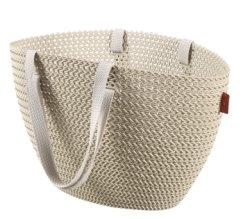 KNIT Emily bag Oasis white